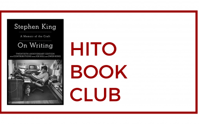 Hito Book Club Reviews: On Writing by Stephen King