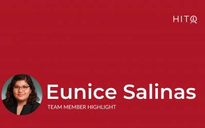Meet Eunice, Hito's Tax Credits and Incentives Director